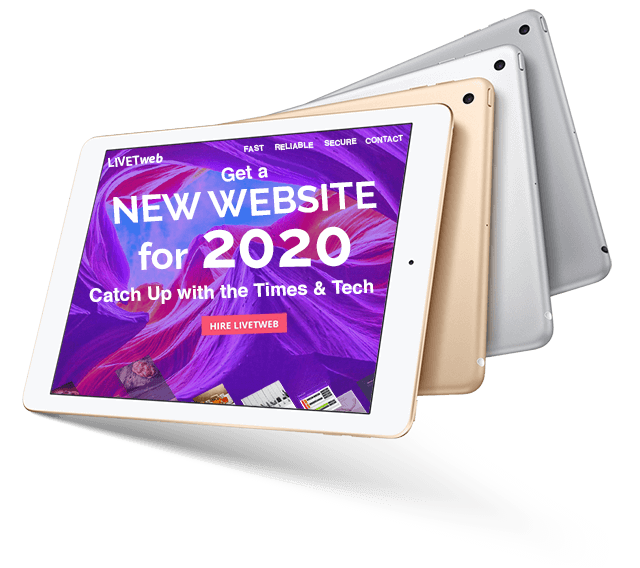 NEW 2020 TABLET FINAL LIVETweb